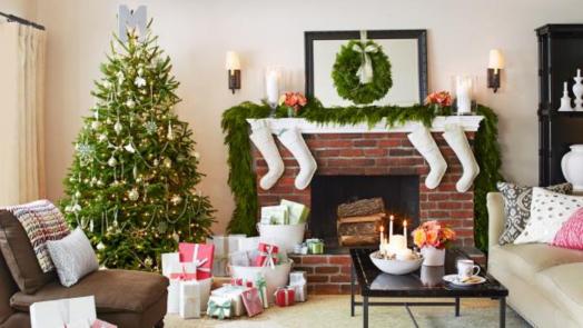 Tips de decoración navideña