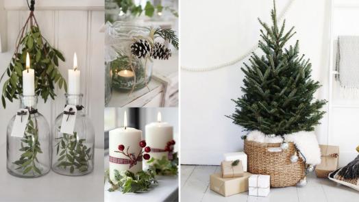 decoración navideña tips